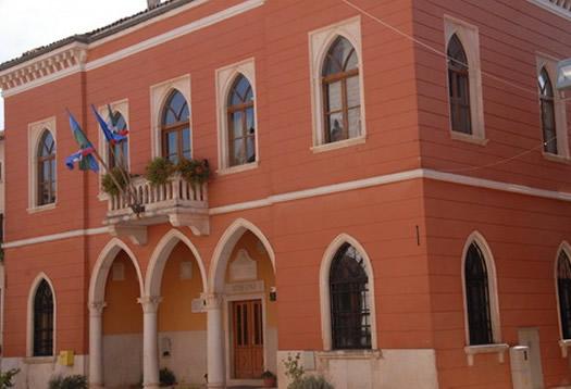 Bale - Il palazzo comunale