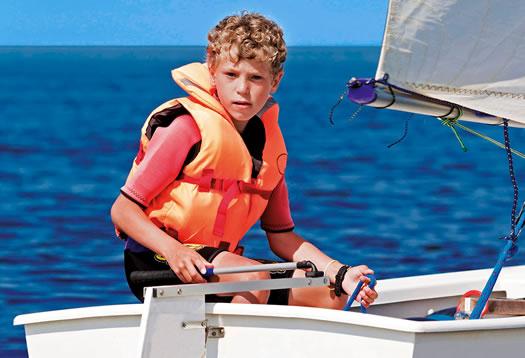 Bale - Scuola di barca a vela