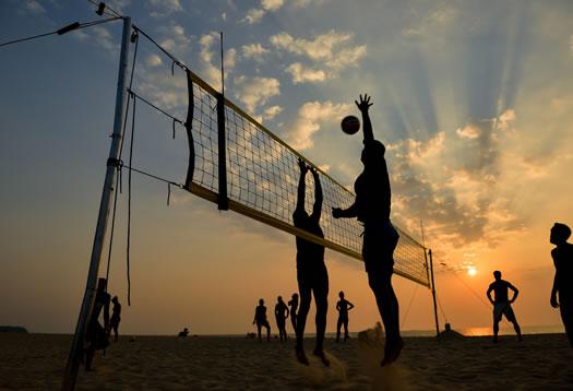 Bale - Beach volleyball